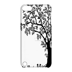 Flowers Landscape Nature Plant Apple Ipod Touch 5 Hardshell Case With Stand