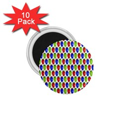 Colorful Shiny Eat Edible Food 1 75  Magnets (10 Pack)