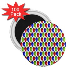 Colorful Shiny Eat Edible Food 2 25  Magnets (100 Pack)