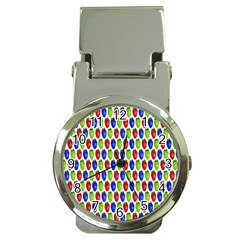 Colorful Shiny Eat Edible Food Money Clip Watches