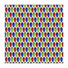 Colorful Shiny Eat Edible Food Medium Glasses Cloth (2 Side)