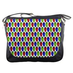 Colorful Shiny Eat Edible Food Messenger Bags