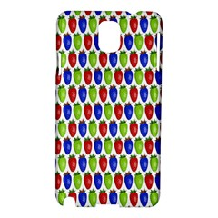Colorful Shiny Eat Edible Food Samsung Galaxy Note 3 N9005 Hardshell Case