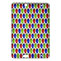 Colorful Shiny Eat Edible Food Amazon Kindle Fire Hd (2013) Hardshell Case