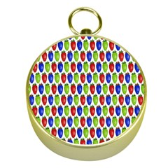 Colorful Shiny Eat Edible Food Gold Compasses