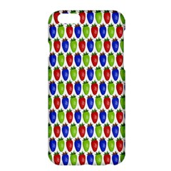 Colorful Shiny Eat Edible Food Apple Iphone 6 Plus/6s Plus Hardshell Case