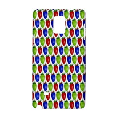 Colorful Shiny Eat Edible Food Samsung Galaxy Note 4 Hardshell Case