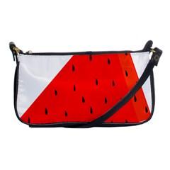 Fruit Harvest Slice Summer Shoulder Clutch Bags