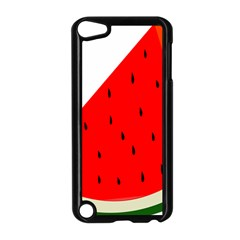 Fruit Harvest Slice Summer Apple Ipod Touch 5 Case (black)