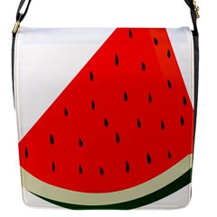 Fruit Harvest Slice Summer Flap Messenger Bag (s)