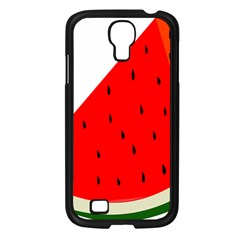 Fruit Harvest Slice Summer Samsung Galaxy S4 I9500/ I9505 Case (black)