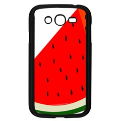 Fruit Harvest Slice Summer Samsung Galaxy Grand Duos I9082 Case (black)
