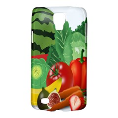 Fruits Vegetables Artichoke Banana Galaxy S4 Active
