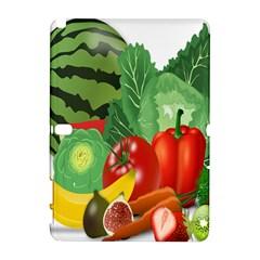 Fruits Vegetables Artichoke Banana Galaxy Note 1