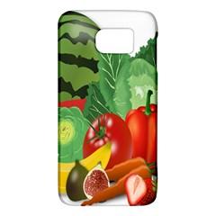 Fruits Vegetables Artichoke Banana Galaxy S6