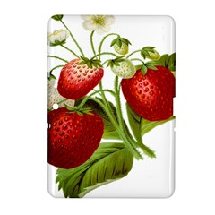 Food Fruit Leaf Leafy Leaves Samsung Galaxy Tab 2 (10 1 ) P5100 Hardshell Case