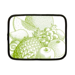 Fruits Vintage Food Healthy Retro Netbook Case (small)