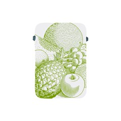 Fruits Vintage Food Healthy Retro Apple Ipad Mini Protective Soft Cases