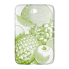 Fruits Vintage Food Healthy Retro Samsung Galaxy Note 8 0 N5100 Hardshell Case