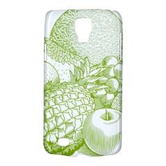 Fruits Vintage Food Healthy Retro Galaxy S4 Active