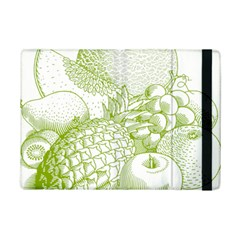 Fruits Vintage Food Healthy Retro Ipad Mini 2 Flip Cases