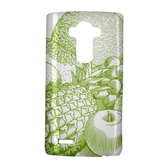 Fruits Vintage Food Healthy Retro Lg G4 Hardshell Case