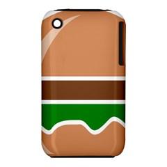 Hamburger Fast Food A Sandwich Iphone 3s/3gs