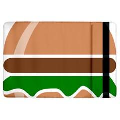 Hamburger Fast Food A Sandwich Ipad Air Flip
