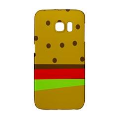 Hamburger Food Fast Food Burger Galaxy S6 Edge