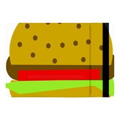 Hamburger Food Fast Food Burger Apple Ipad Pro 10 5   Flip Case