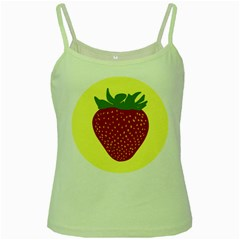 Nature Deserts Objects Isolated Green Spaghetti Tank
