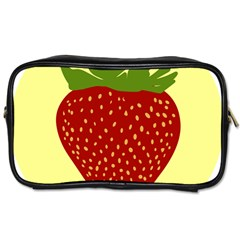 Nature Deserts Objects Isolated Toiletries Bags 2 Side