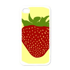 Nature Deserts Objects Isolated Apple Iphone 4 Case (white)