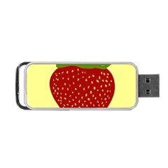 Nature Deserts Objects Isolated Portable Usb Flash (one Side)