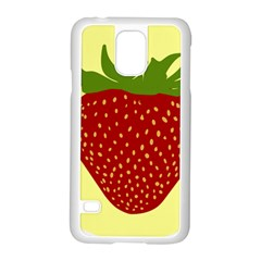 Nature Deserts Objects Isolated Samsung Galaxy S5 Case (white)