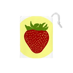 Nature Deserts Objects Isolated Drawstring Pouches (small)