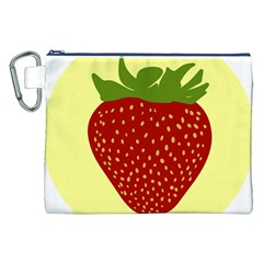Nature Deserts Objects Isolated Canvas Cosmetic Bag (xxl)
