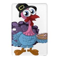 Turkey Animal Pie Tongue Feathers Samsung Galaxy Tab Pro 12 2 Hardshell Case