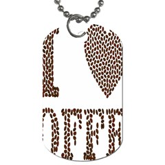 Love Heart Romance Passion Dog Tag (one Side)
