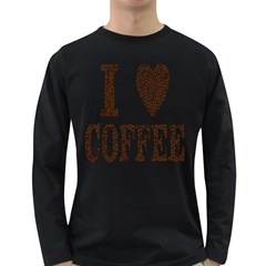 Love Heart Romance Passion Long Sleeve Dark T Shirts