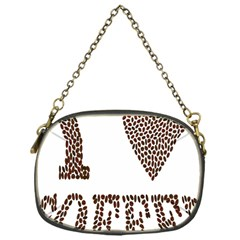 Love Heart Romance Passion Chain Purses (one Side)
