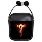 DREAMCATCHER Girls Sling Bags Front