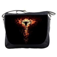 Dreamcatcher Messenger Bags
