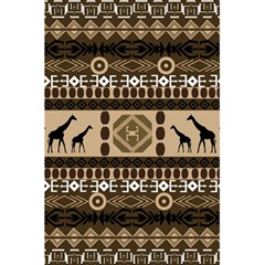 Giraffe African Vector Pattern 5 5  X 8 5  Notebooks