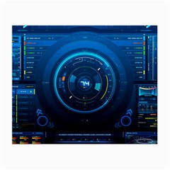 Technology Dashboard Small Glasses Cloth (2 Side)