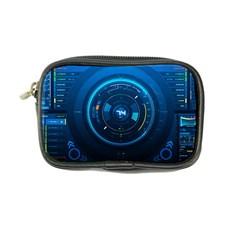 Technology Dashboard Coin Purse