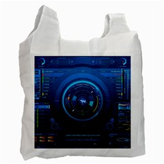 Technology Dashboard Recycle Bag (two Side)