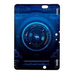 Technology Dashboard Kindle Fire Hdx 8 9  Hardshell Case