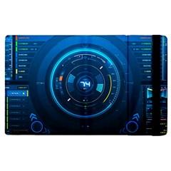 Technology Dashboard Apple Ipad Pro 9 7   Flip Case