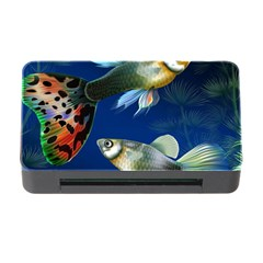 Marine Fishes Memory Card Reader With Cf